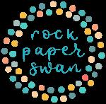 Rock Paper Swan Logo